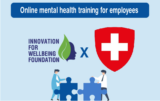 Online mental health training for Workplace