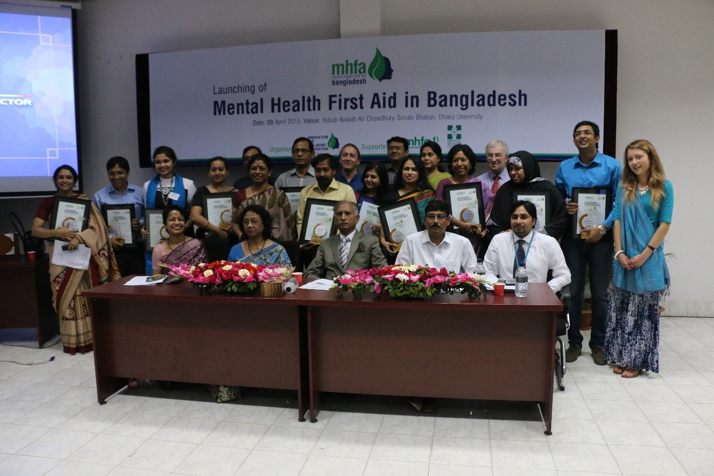 Mental Health First Aid Bangladesh (MHFA BD)