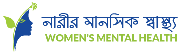 Women mental health logo